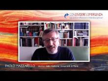 Condividere l'emergenza - prof Paolo Mazzarello Università di Pavia